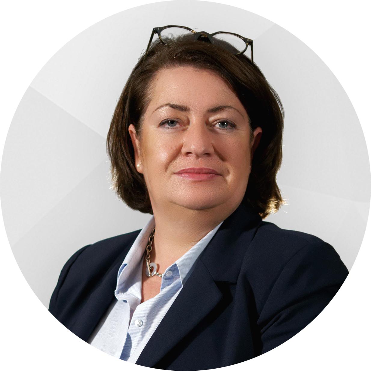 Sandra Brethes - Directrice d'enquêtes, responsable du pôle rh